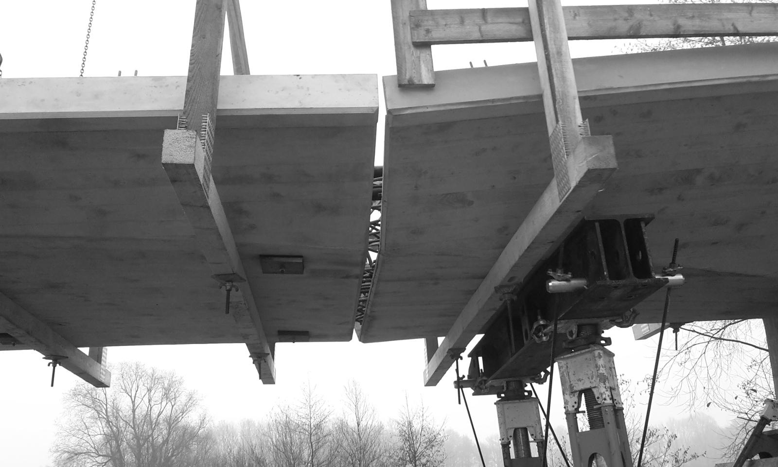 Ersatzneubau der Muldebrücke in Wernsdorf