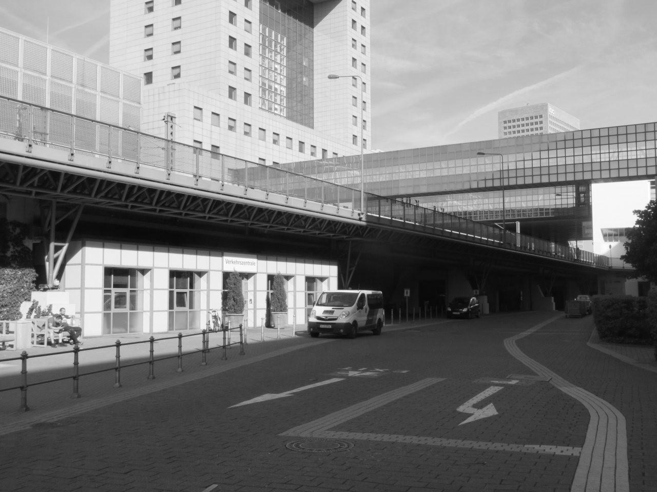 Brückenprüfungen an Bahnbrücken in Frankfurt/Main