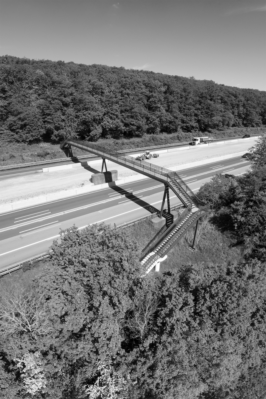 A 5 Instandsetzung ÜF Gehwegbrücke bei Ockstadt und ÜF Gehwegbrücke bei Ober-Rosbach