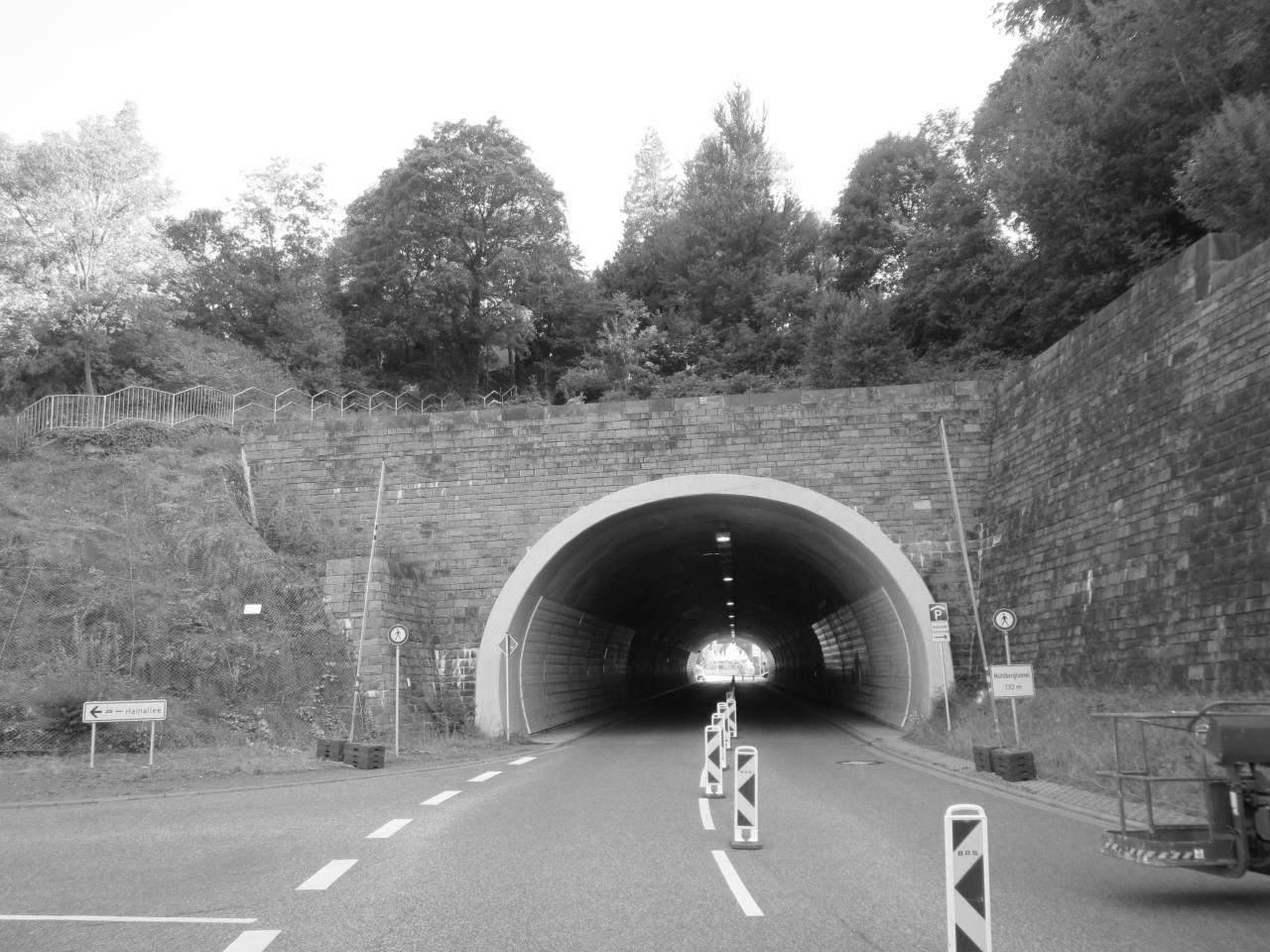 Erweiterte EP Tunnel Mühlberg in Weilburg